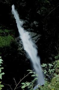 四万温泉・摩耶の滝