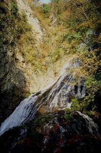 四万温泉・小倉の滝